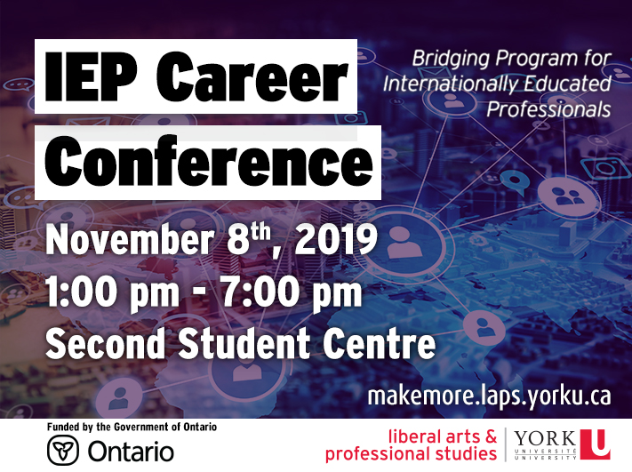 IEP Career Conference
